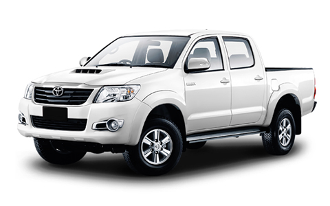 Toyota Hilux Double Cab accessories for models from 2012 to 2016