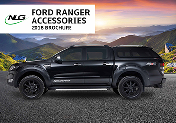 Ford Ranger Accessories - Brochure Download
