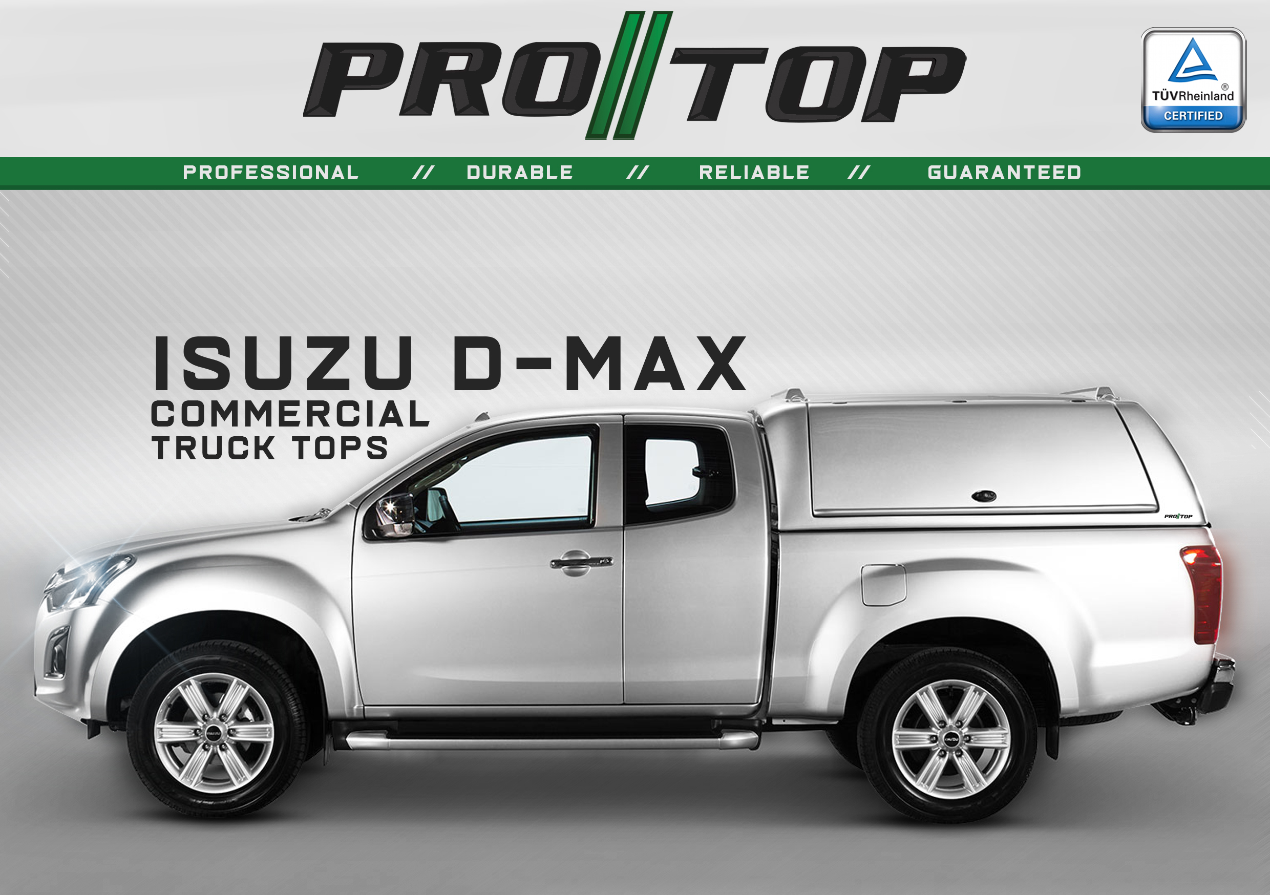 Isuzu D-Max Brochure Downloads