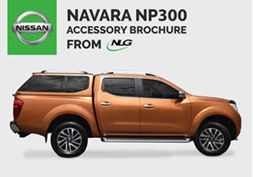 Nissan Navara NP300 Accessories - Brochure Download