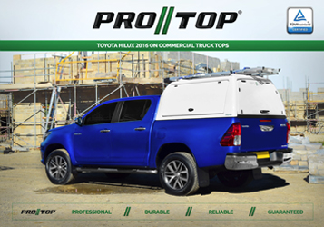 Pro//Top Toyota Hilux Brochure Downloads