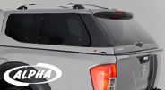 Alpha Hard Top Range of Canopies