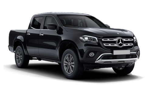 Mercedes Benz X-Class Double Cab 2018 Accessories