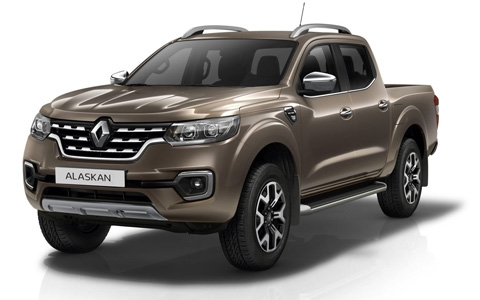 Renault Alaskan Double Cab 2018 Accessories
