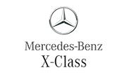 Mercedes X-Class Logo